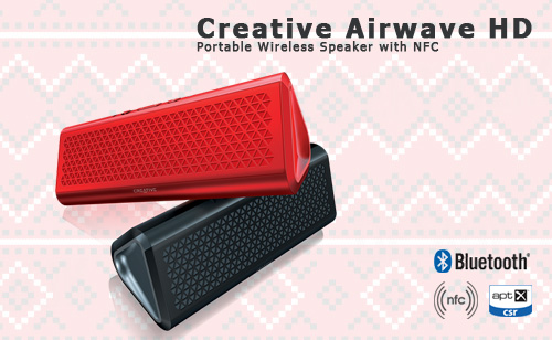 Creative Airwave Portable Vs Airwave HD