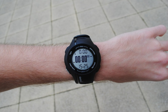 Garmin Forerunner 210 vs 610