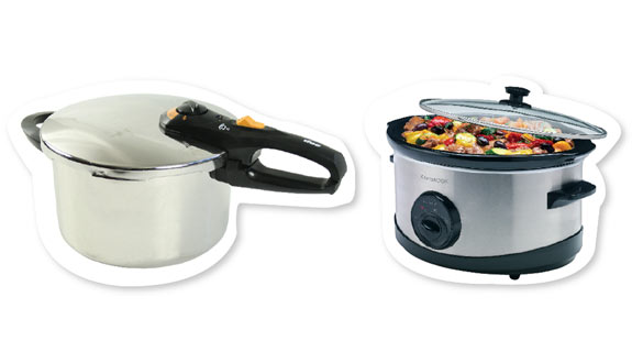 Pressure Cooker Vs Slow Cooker