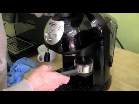 Delonghi EC155 vs BAR32