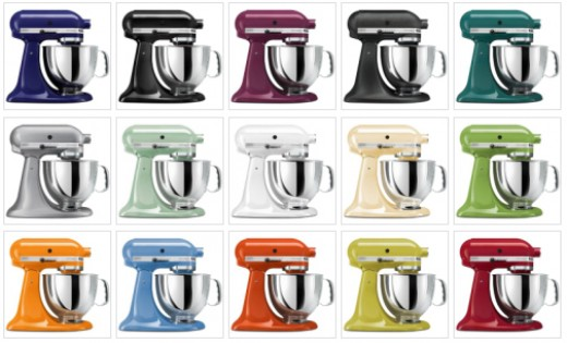 Kitchenaid Classic Vs Artisan Stand Mixer
