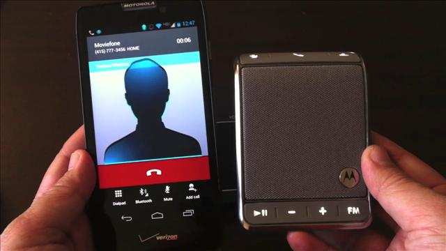 Motorola Roadster 2 Vs Jabra Freeway