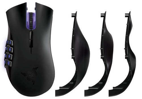 Razer Naga vs Naga Epic