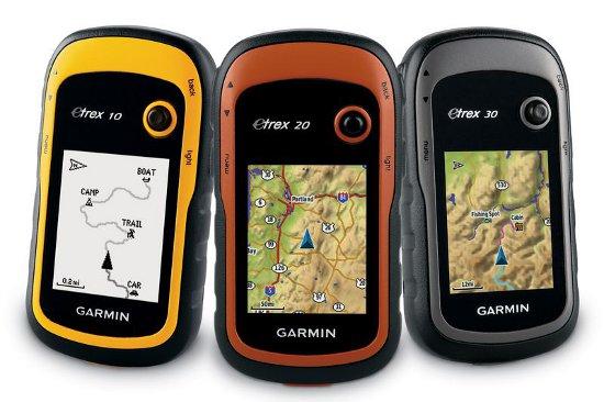 Garmin eTrex 20 vs 30