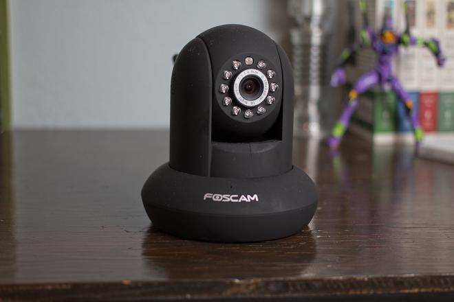 Dropcam Pro vs Foscam