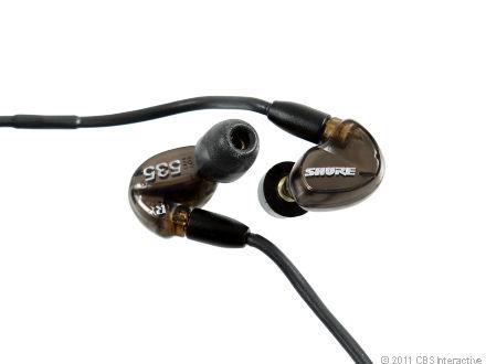 Sennheiser IE80 Vs Shure SE535