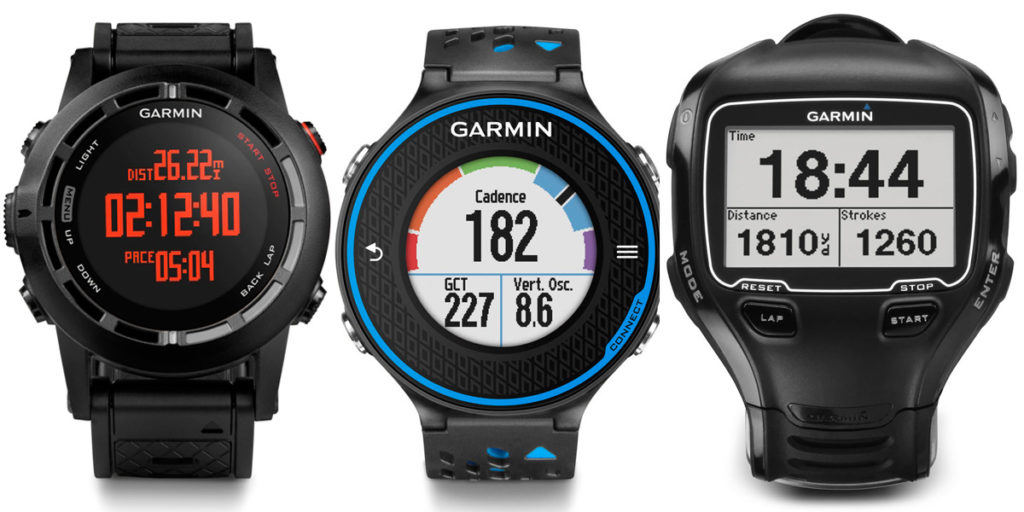 Garmin Fenix 2 Vs 910XT