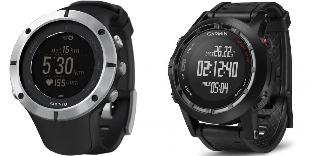 Garmin Fenix 2 vs Suunto Ambit 2