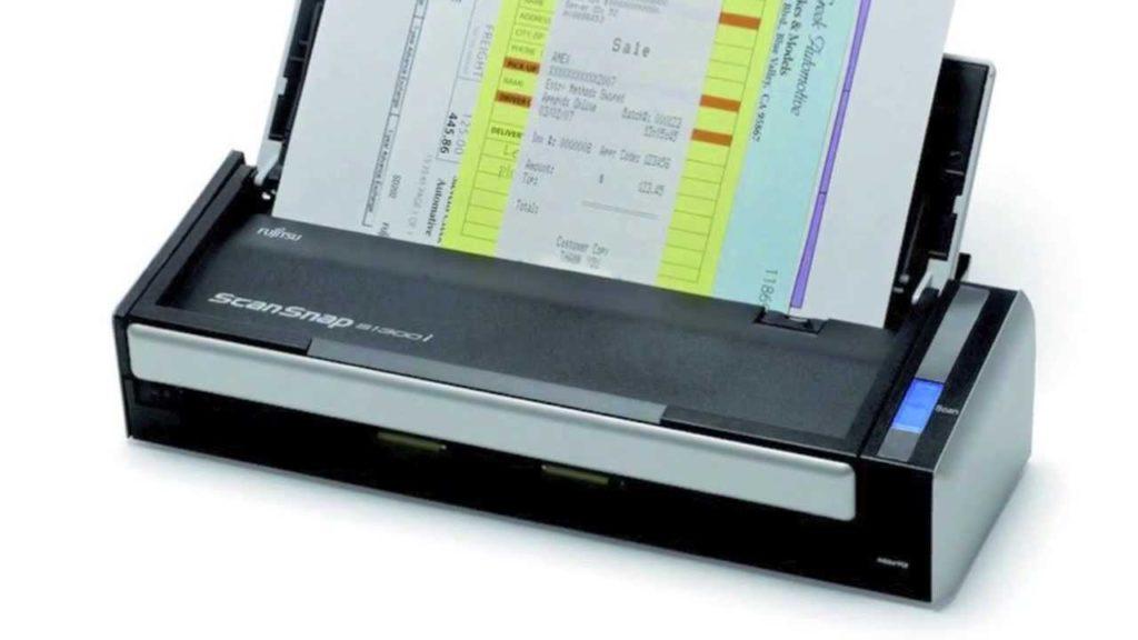 Fujitsu Scansnap S1300i Vs ix500