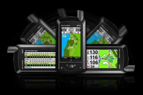 Garmin Approach G6 vs SkyCaddie SGX