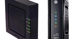 Motorola SB6121 Vs SB6120