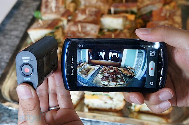 Sony Action Cam Vs Gopro Hero 3 Black