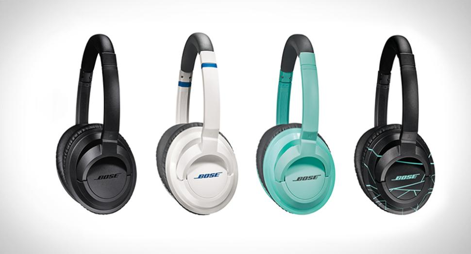 Bose Soundtrue Vs AE2