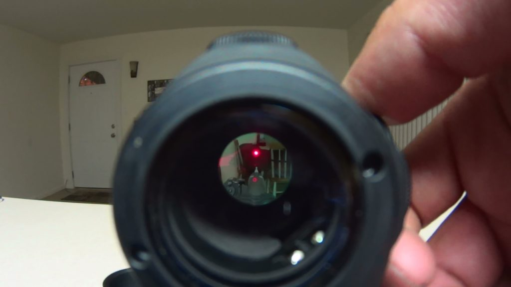 Aimpoint Micro H1 Vs T1