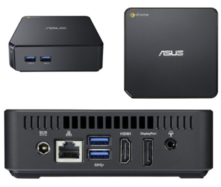Asus Chromebox Vs HP Chromebox