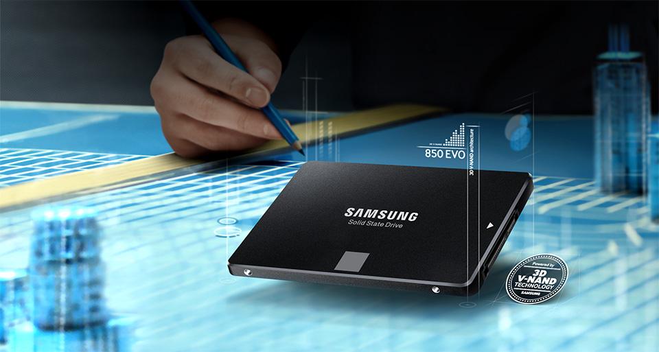 Samsung 850 EVO Vs 850 PRO
