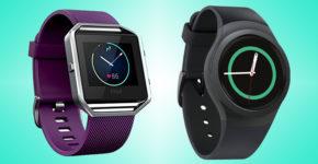 Fitbit Blaze Vs Samsung Gear S2