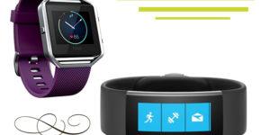 Fitbit Blaze Vs Microsoft Band 2