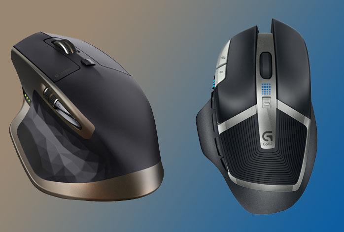 Logitech MX Master Vs G602 - Which is better?