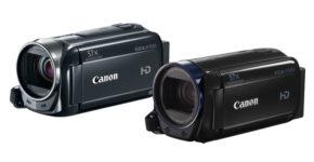 Canon Vixia HF R500 Vs R600