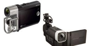 Sony HDR-MV1 Vs Zoom Q4