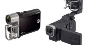 Sony HDR-MV1 Vs Zoom Q8