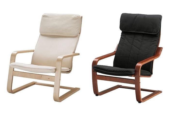 Ikea Pello Chair Vs Poang - Which is better?