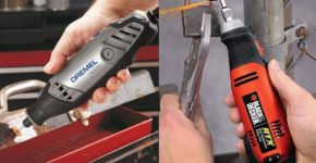 Dremel 3000 Vs Black and Decker RTX