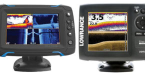 Lowrance Elite 5 Vs Elite 5X
