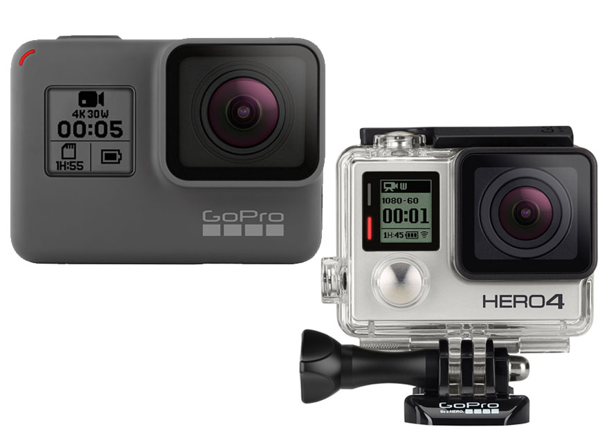Gopro Hero 5 Vs Hero 4 >> Gopro Hero 5 Vs Hero 4 Silver Which Is Better