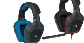 Logitech G430 Vs G230