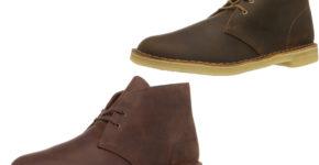 Clarks Bushacre 2 Vs Original Desert Boot