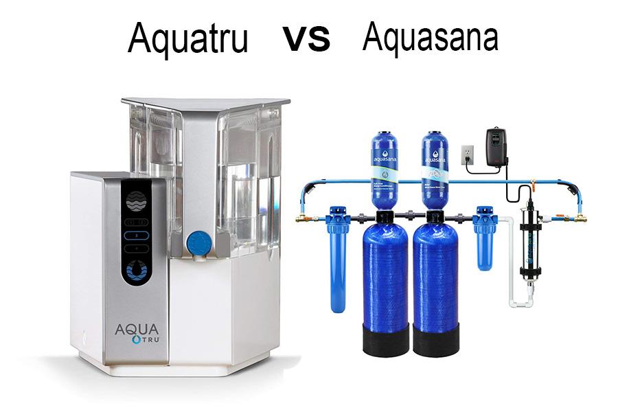 Aquasana reverse osmosis